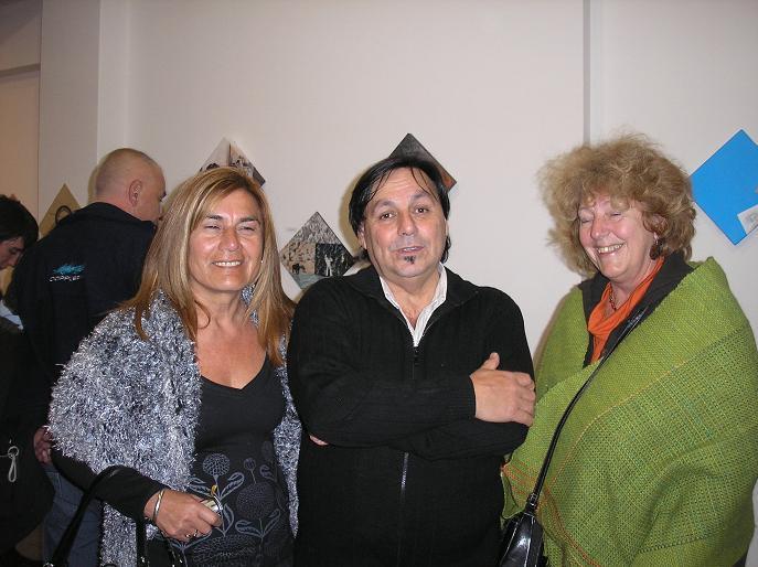 Laura, Cali y Susana