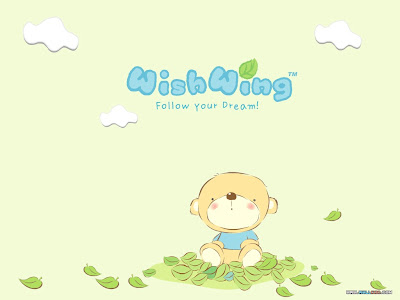 wallpaper cartoon korean. Korean cartoon : WishWing