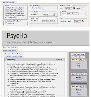 Como criar meu própio layout de blog