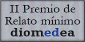 II Premio de Relato mínimo Diomedea
