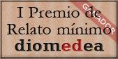 Ganador del I Premio de Relato mínimo Diomedea