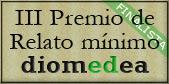 Finalista del III Premio de Relato mínimo Diomedea