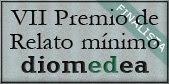 Finalista del VII Premio de Relato mínimo Diomedea