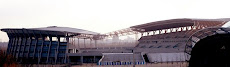 CHINA&#39;S MOEBIUS STRIP SOCCER STADIUM