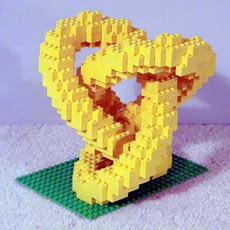 Mathemathical LEGO Sculptues #2