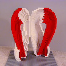 Mathemathical LEGO Sculptures #3
