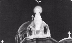 VIRGIN MARY APPEARS TO 500,000 PEOPLE IN EGYPT IN 1968-1970