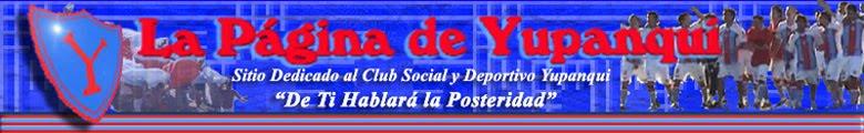 ..:: La Página de Yupanqui ::..