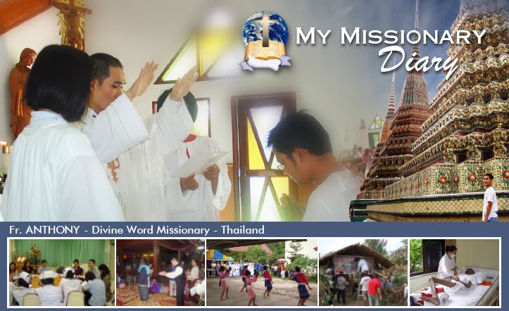 Mission Diary