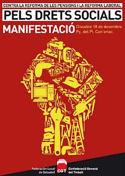 MANIFESTACION 18 DE DICIEMBRE