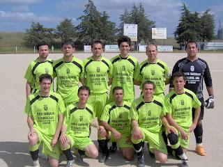 Equipa inicial: Santo António Vs SC Arcoense