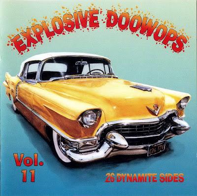 Explosive DooWops Volume 11