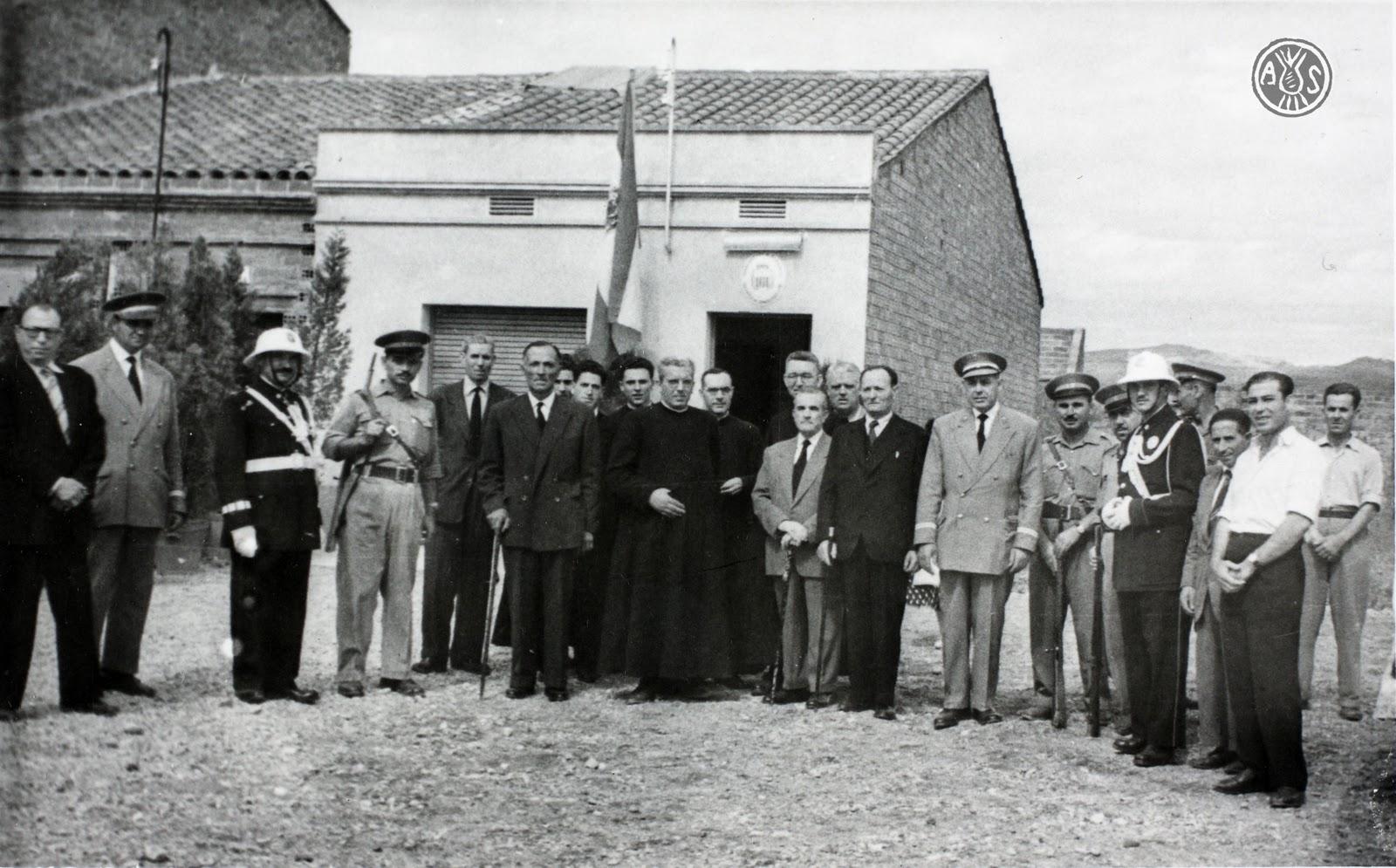 Museo p m sabadell las jefaturas de policia for Oficinas sabadell zaragoza