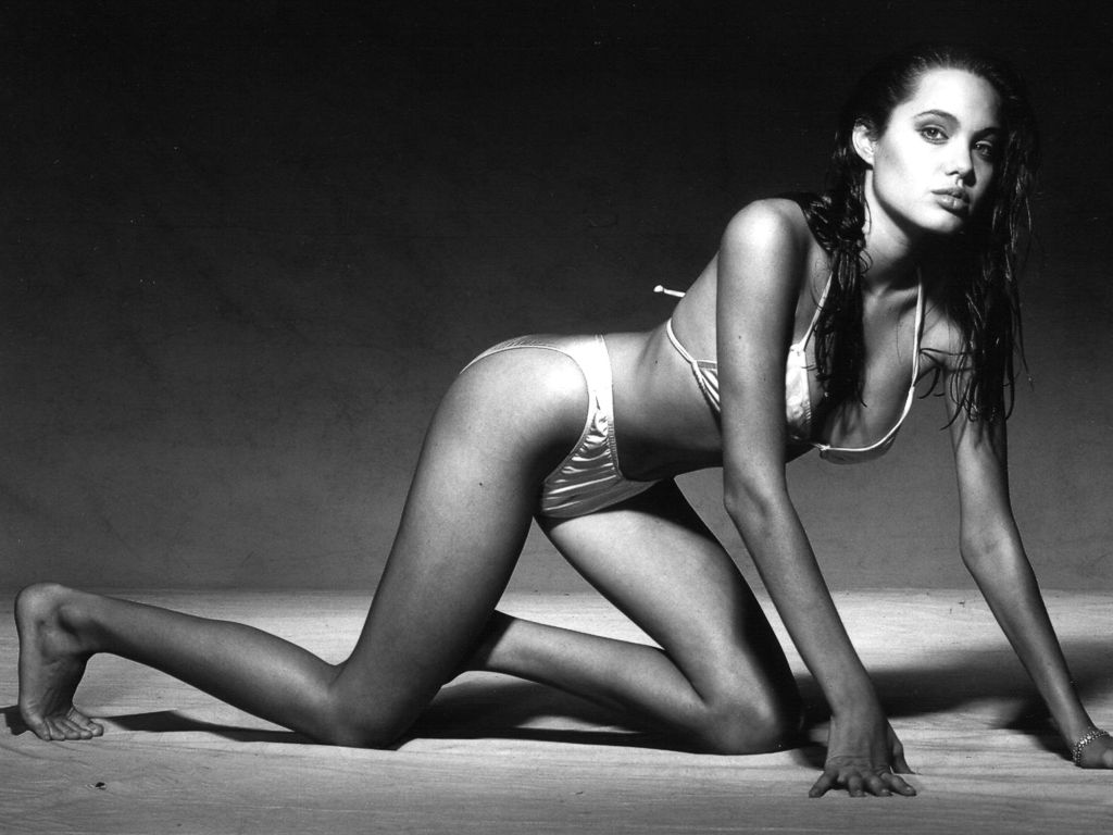 Angelina Love In Bikini