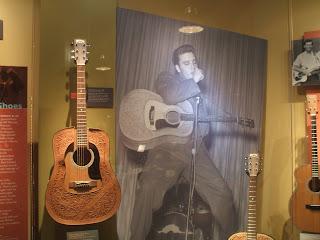 Martin Guitar Museum Tour Elvis