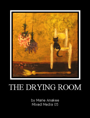 The Drying Room by Marie Anakee Miczak copyright 2005