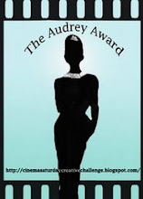 Cinema Saturday Challenge Audrey Award
