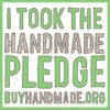 handmade for giving!