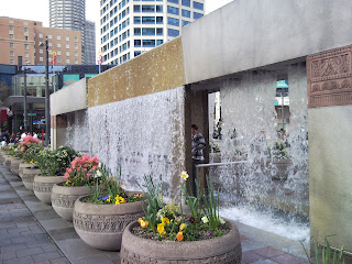 seattle fountain