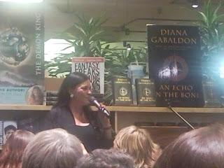 Diana Gabaldon Outlander book