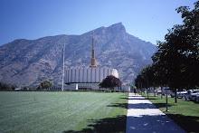 Provo, Utah LDS Temple