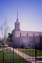 Santiago, Chile LDS Temple