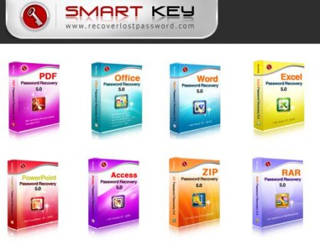 word password recovery key: