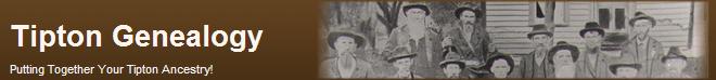 Tipton Genealogy