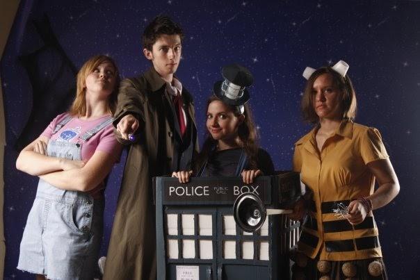 sc 1 st  HunkyDorky & HunkyDorky: Doctor Who Halloween Costumes