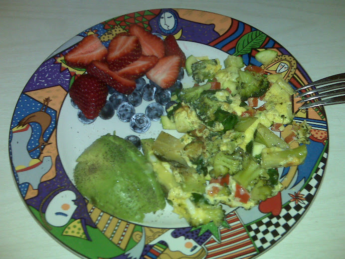 Paleo/Zoned Breakfast