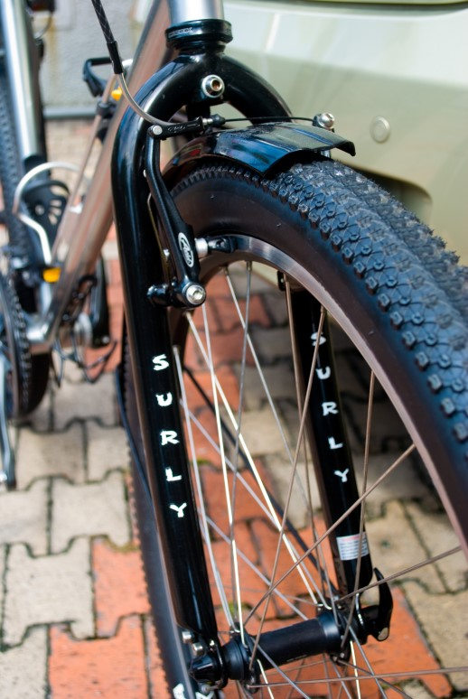 Surly Touring Bike Malaysia