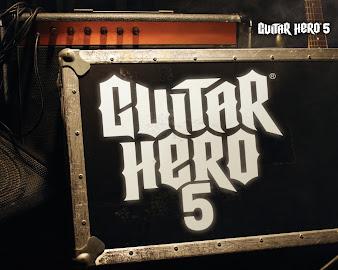 #8 Guitar Hero Wallpaper