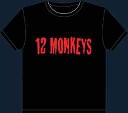 12 Monkeys  -  $45