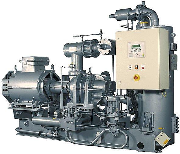 compresor industrial: