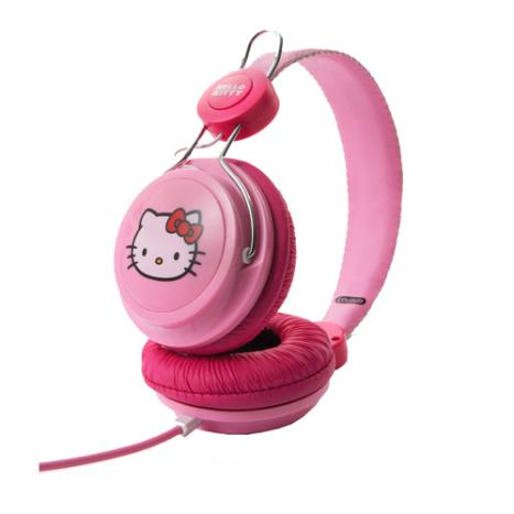 Sanrio Hello Kitty Stereo Earphones. Posted on February 11, 2010