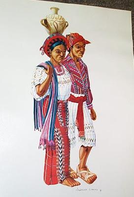 trajes de mujeres de africa