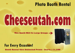Cheese Logo Fall Promo Postcard Front