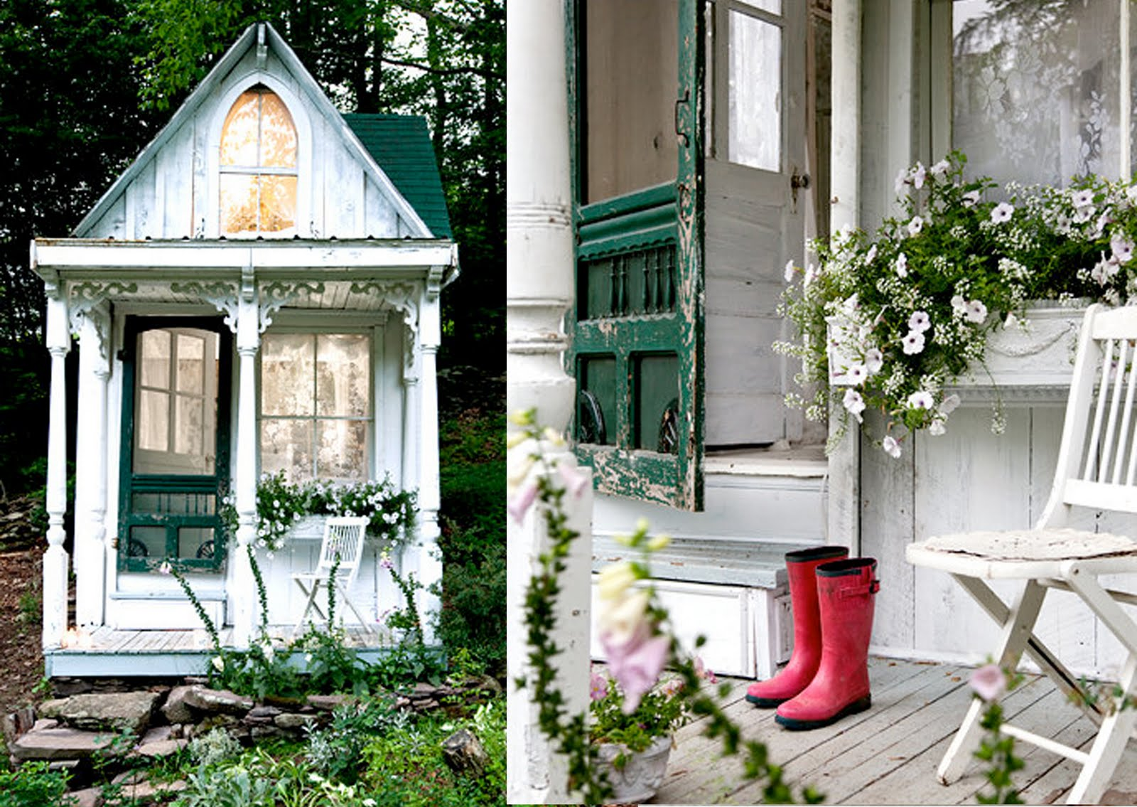Beautiful anything victorian cottage for Cute houses inside