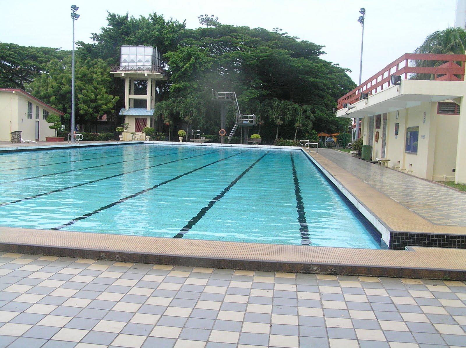 Invest And Travel Melaka Public Swimming Pool Bandar Hilir Malacca