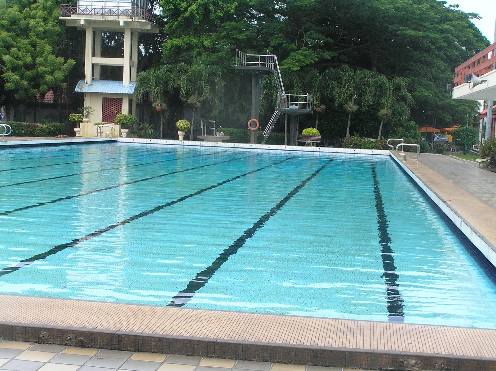 Invest And Travel Melaka Public Swimming Pool Bandar Hilir Malacca