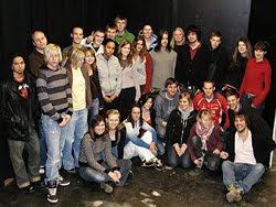 GTV Gamleby folkhögskola, TV- och videoutbildning, intag 10, 2005, foto anders n