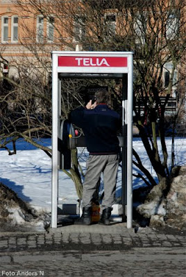 telefonkiosk, phone booth, telefon telephone, inte mobil, no cell phone, foto anders n