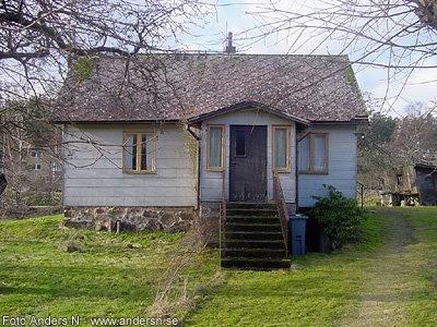 gammalt, försvunnet, hus, olofström, brogatan