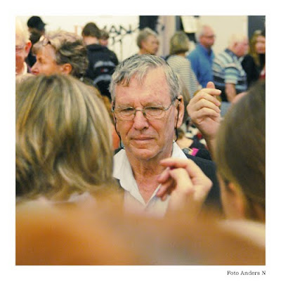 Amos Oz, Nobelpristagare i litteratur 2009?, Nobel Prize winner in literature 2009?