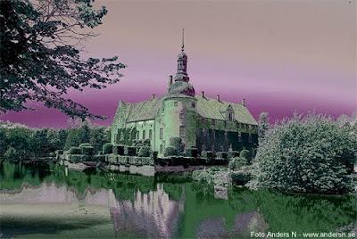 vittskövle slott borg castle skåne scania sweden swedish foto anders n