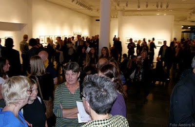hasselblad center göteborg gothenburg vernissage william eggleston, bilder, fotografier photos paris konstmuséet götaplatsen foto anders n