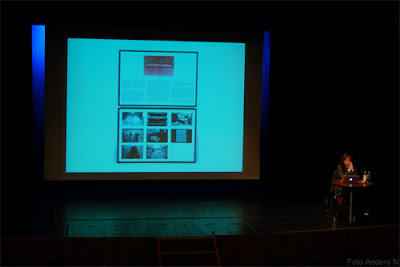 Sophie Calle, Hasselbladspriset 2010, Hasselblad Award 2010, Hasselblad Center, Göteborg, Gothemburg, Gothenburg, seminarium, seminar, foto anders n