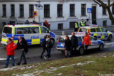 polisbil, polisbilar, svenska, polis, polisen, swedish, police car, cars, cop, foto anders n