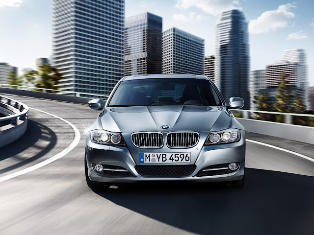 The new BMW 320d ED Saloon is now even more affordable from Vines Contract