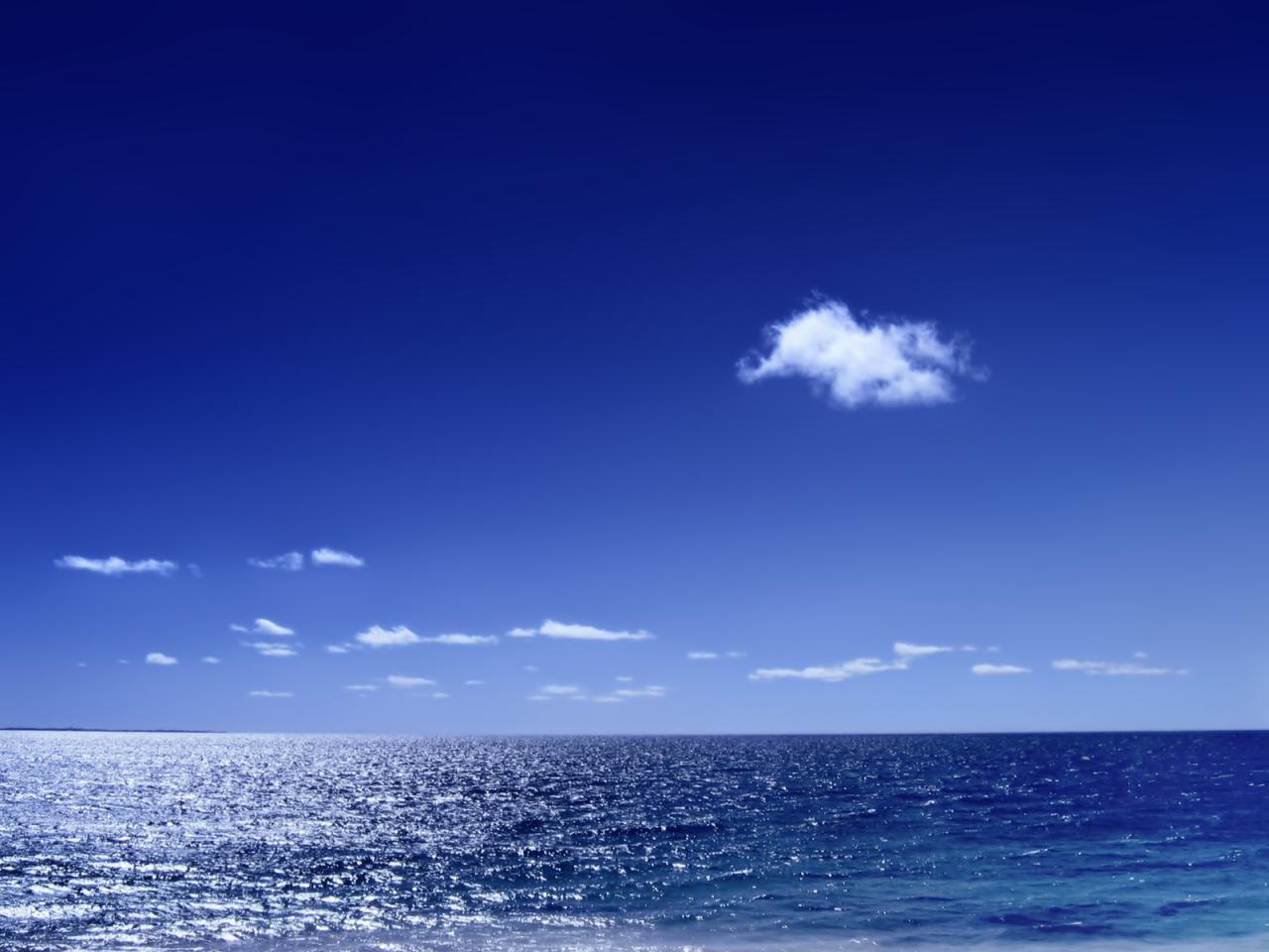 En este blog se explica por qué el cielo es azul